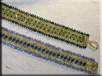 Crystal 2-Drop Bracelet