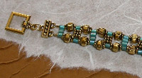 Tut's Tomb Treasure Bracelet