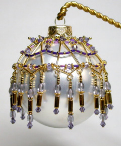 Chandelier Earring Ornament