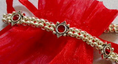 Silver Slider Bracelet