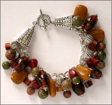 Dangle Jangle Bracelet