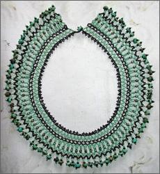 Turquoise Heishe Collar