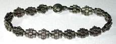 Cobblestone Links Bracelet