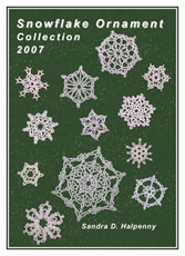 Snowflake Ornament Collection 2007