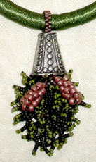 Pine Branch Tassel