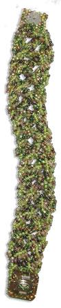 5 Strand Spiral Braid Bracelet