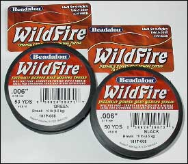 Beadalon Wild Fire
