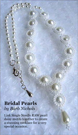 Bridal Pearls Necklace