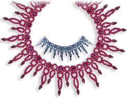 Fabulous Fuchsia Necklace