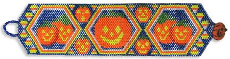 Pumpkin Frolic Bracelet