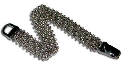 Metal Mesh Bracelet for Him or Her